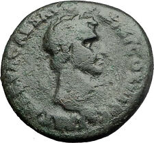 NERVA 97AD Rome AEQUITAS Equity Goddess Authentic Ancient Roman Coin i58020