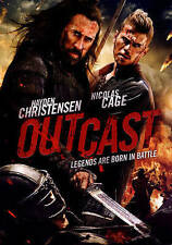 OUTCAST DVD WITH SLIPCOVER NICOLAS CAGE HAYDEN CHRISTENSEN