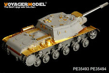 Voyager 1:35 WWII Soviet SU-152 Late Production Basic (For Trumpeter) PE35493*