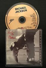 Michael Jackson Dirty Diana Cd Single U.K. ����