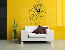 Wall Room Decor Art Vinyl Sticker Mural Decal Pin Up Girl Tattoo Poster SA327