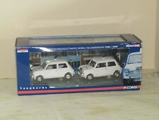CORGI VANGUARDS METROPOLITAN POLICE TRAFFIC PATROL SET MP1002 SCALE 1:43