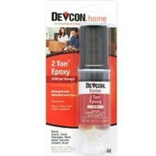 DEVCON S31 31345 CLEAR 2 TON HIGH STRENGTH EPOXY GLUE WATERPROOF ADHESIVE