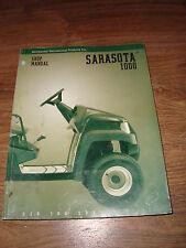 Bombardier Sarasota 1000 Shop Guide Manual 219-100-193