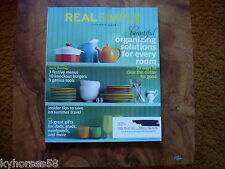 Real Simple Life Made Easier Magazine June 2011