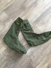 Cabela's Gore-tex Fabric Green Socks Boot Liners Fishing Outdoor Mens 12