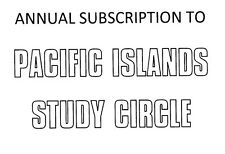 TOKELAU COLLECTOR? - ANNUAL MEMBERSHIP OF THE PACIFIC ISLANDS STUDY CIRCLE