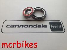 CANNONDALE LEFTY FRONT WHEEL HUB BEARING KIT CHROME STEEL GREASED PACKED