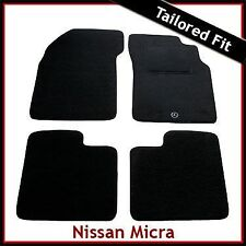 Nissan Micra Tailored Fitted Carpet Car Mats (1993 1994 1995...2001 2002 2003)