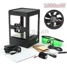 1000mW USB Laser Engraver Printer Cutter DIY Logo Mark Engraving Carving Machine