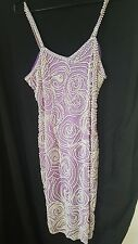 Gorgeous Jovani dress with faux pearl designs dress small/medium