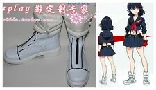 Kill La kill Matoi Ryuko Cosplay Costume Boots Boot Shoes Shoe