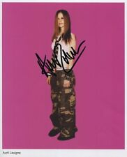 Avril Lavigne Signed Photo Genuine In Person