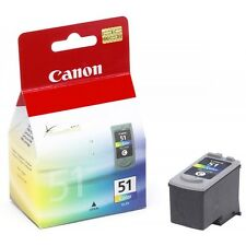 TINTA ORIGINAL CANON MP 450 460 CL-51 TRICOLOR 0618B001 PIXMA COLOR INK GENUINE