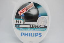 H7 PHILIPS SET OF 2 NEW X-TREME VISION  HEADLIGHT BULBS 12V, 55W