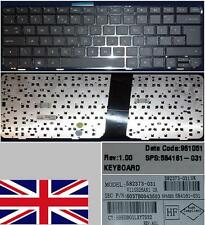 Clavier Qwerty UK HP CQ32 G32 DV3-4000 V110326AK1 582373-031 584161-031 Noir