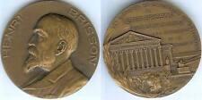 Médaille de table -  Henri BRISSON XV° élection présidence de la chambre 1908