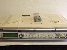 Sony LIV Under Cabinet Kitchen CD Player AM FM Radio Remote