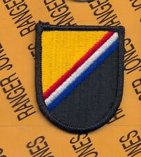 USSOCOM United States Special Operations Command Airborne flash patch m/e #2-B
