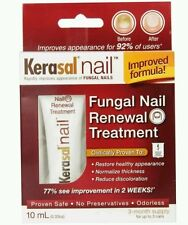 Nail Kerasal Fungal Renewal Treatment Odorless Supply 3 Month 10ml