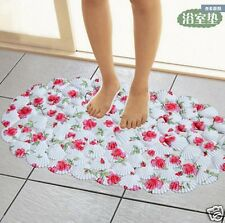 New Summer PVC Bathroom Bath Tub Mat Seashell Non-slip Floor Mat
