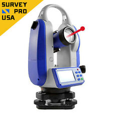 New - Two-Second Electronic Digital Theodolite with Laser Surveying Construction