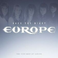 "EUROPE ""ROCK THE NIGHT-THE VERY BEST OF"" 2 CD NEUWARE"