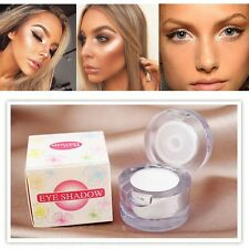 Makeup Powder Women's Face Highlighter Bronzer Palette Eyeshadow Contour Beauty