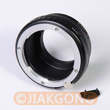 Nikon G AF-S F Lens to Micro 4/3 M4/3 Mount Adapter GF2 GF3 G2 G3 GH2 E-PL3 PM1