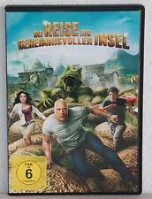 DVD DIE REISE ZUR GEHEIMNISVOLLEN INSEL - Michael Caine