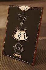 Parkscheibe Opel Astra Vectra Corsa Omega Tigra Insignia OPC Kadett OPC Gsi GT