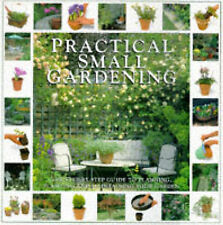 "Practical Small Gardening, Mchoy, Peter, ""AS NEW"" Book"