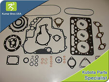 New Kubota D722 Full Gasket Set