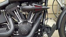 SCREAMING EAGLE STYLE pro force SPIKE air cleaner, S&S CARBURETORS HARLEY MOTORS
