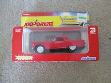 Majorette Legends '56 1956 Ford Thunderbird Red Die-Cast NIP See My Store