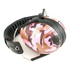 BABIES BABY KIDS ADULTS EAR MUFFS HEARING PROTECTION BLACK GREEN CAMO BLUE PINK