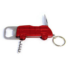 VW Volkswagen Split Screen Bus Kombi Van Bottle Opener w/ Gift Tin