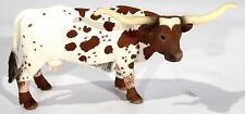 New Schleich Texas Longhorn Cow Toy Figure # 13685