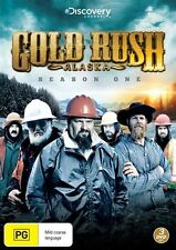 Gold Rush - Alaska : Season 1 (DVD, 2011, 3-Disc Set) Region 4