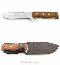 PUMA IP Outdoor Palmwood Jagdmesser Outdoormesser Hunting Knife Handmade 824003