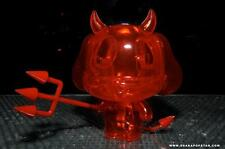 DEVIL DOG CLEAR RED EDITION DESIGNER JAPANESE VINYL FIGURE SECRET BASE