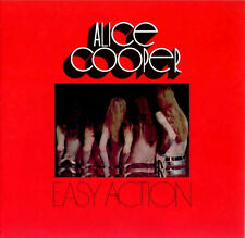 Alice Cooper EASY ACTION Remastered RHINO RECORDS New Sealed CD