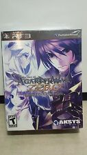 BRAND NEW UNOPENED** Record of Agarest War Zero Limited Edition - PS3