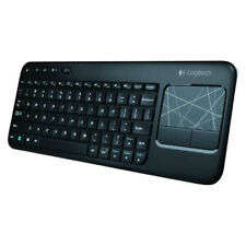 Logitech K400 Wireless Touch Keyboard with Built-In Multi-Touch Touchpad