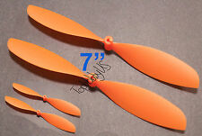 "4pcs 4x7"" ø1.4mm Rubber Band Powered Plane Air Plane Propellers, US 001-01003"