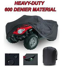 Can-Am Bombardier 650 H.O. EFI XT  Outlander MAX 2006 2007 2008 ATV Cover Black