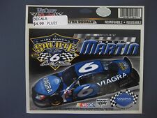 "SALUTE TO MARK MARTIN #6 ULTRA DECAL 4 1/2""x 6"" NEW WINCRAFT"