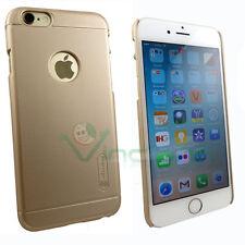 Custodia Nillkin Frosted Shield beige oro per iPhone 6 4.7 6S cover rigida nuova