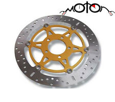 NEW EBC GOLD FRONT BRAKE DISC ROTOR MD4136X 300mm KAWASAKI ZX9R ZX-9R ZX900C2 99