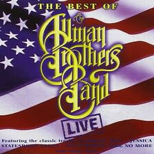 THE ALLMAN BROTHERS BAND - BC JESSICA  CD NEU